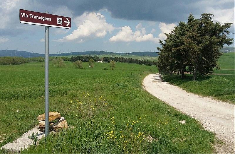 Le origini della Via Francigena