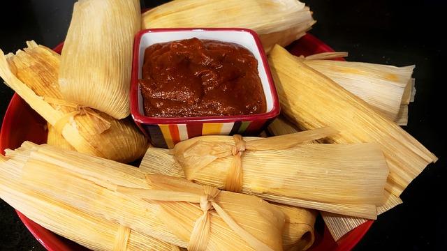tamales-messicani